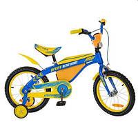 PROFI Детский велосипед PROFI UKRAINE 16д. 16BX405UK