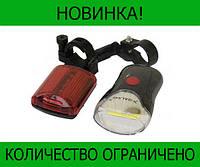 BL-308 фонарик для велосипеда аккумуляторный!Розница и Опт