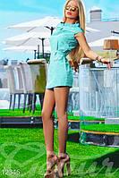 Шикарное женское платье трапеция в разных расцветках из фактурной ткани тонкий жаккард, фото 1