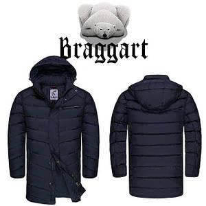 Мужские куртки зимние длинные