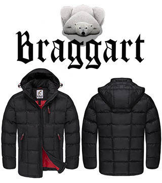 Купить длинную зимнюю куртку, фото 2