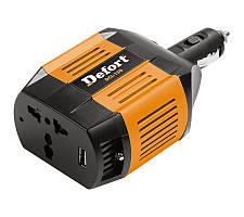 Инвертор автомобильный Defort DCI-150