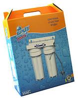 Фильтр для очистки воды бытовой Бриз ДИАЛОГ под мойку с краном