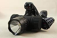 Налобный фонарь POLICE BL-6821-T6  8000W сток