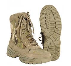 Тактические ботинки на молнии с утеплителем Thinsulate MilTec Multicam 12822141