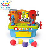 "Игрушка Huile Toys ""Столик с инструментами"", фото 4"