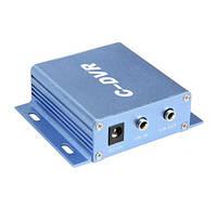 Портативный бюджетный одноканальный мини видеорегистратор DVR со звуком (модель C-DVR)