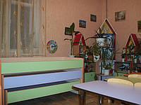 Кровати для детского сада, 2-е, 3-е
