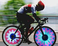 Подсветка для велосипеда с программой LC-D016P