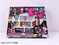 Бисер Monster High в коробке 30х22 см 13503А