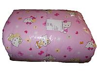 """Одеяло + подушка TM """"BabyBrok"""", цвета (голубой, желтый, зеленый, розовый)"""