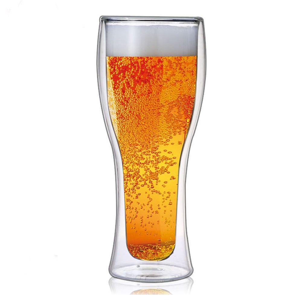 Бокал для пива с двойными стенками BoxShop 500 мл (B-4388)
