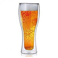 Бокал для пива с двойными стенками BoxShop 500 мл (B-4388), фото 1
