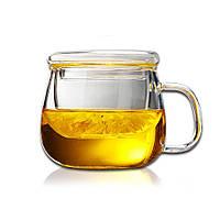 Чашка - заварник BoxShop 300 мл (C-4353)
