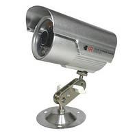 Уличная влагозащитная автономная охранная видеокамера-регистратор 2 в 1 (мод. К-808)