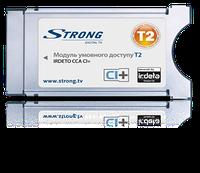 Модуль STRONG DVB-T2 Irdeto CCA CI+