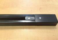 Шинопровод для трековых светильников 1м/1фаз. Черный, Белый