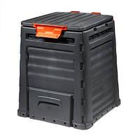 Компостер Keter Eco Composter 320 л., черный