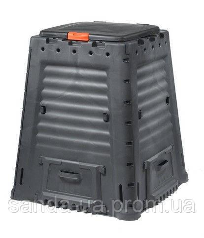 Компостер Keter Mega composter 650 л., черный