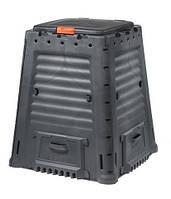 Компостер Keter Mega composter 650 л., черный, фото 1