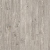 Виниловая плитка Quick-Step Livyn Balance Click+ BACP40030 Дуб каньон серый со спилами