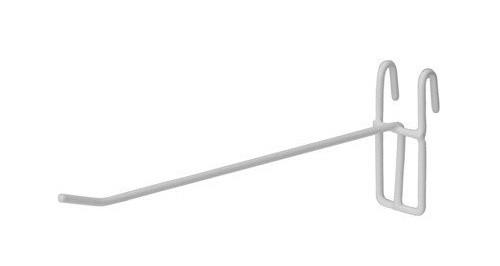 Крючок торговый на сетку 20 см (б/у)