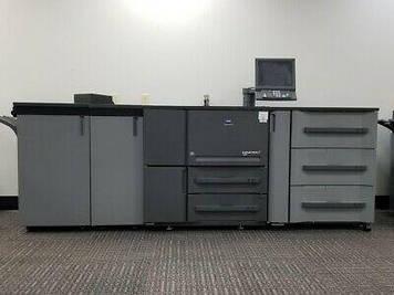Konica Minolta press 1250 P