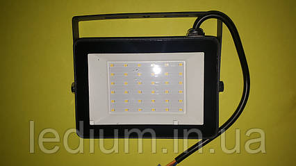 Прожектор светодиодный 30 Ватт 90 Lm/W IP65 6500K