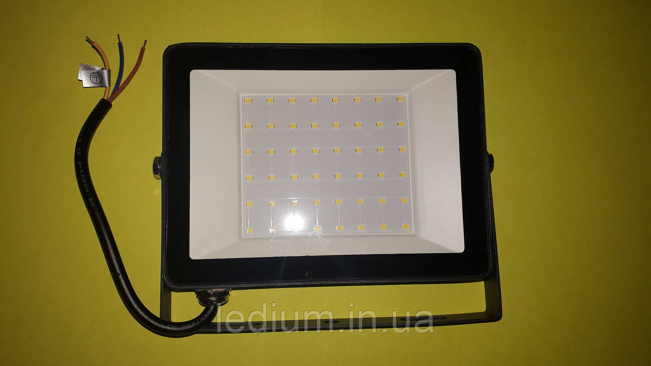 Прожектор светодиодный 50 Ватт 90 Lm/W IP65 6500K