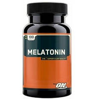 Мелатонин Optimum Nutrition Melatonin 3mg (100 таблеток.)
