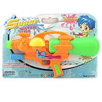 Помповый  водяной детский пистолет