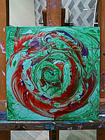Картина абстракція, картина в інтер'єр