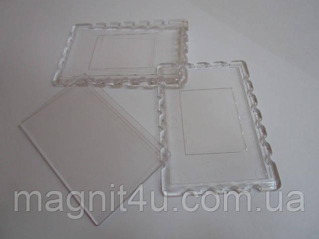 Акриловые заготовки без магнита