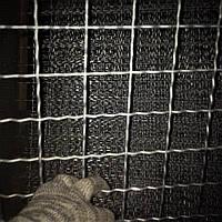 50х50х4,0 сетка канилированная оцинкованная