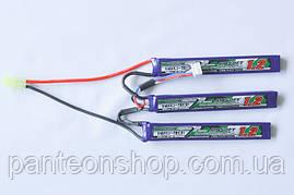 АКБ Turnigy LiPo 11.1v 1200mAh 25-50C нунчаки, фото 3