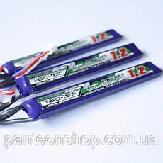 АКБ Turnigy LiPo 11.1v 1200mAh 25-50C нунчаки, фото 2