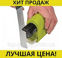 SHAPENER Точилка для ножей и ножниц на батарейках