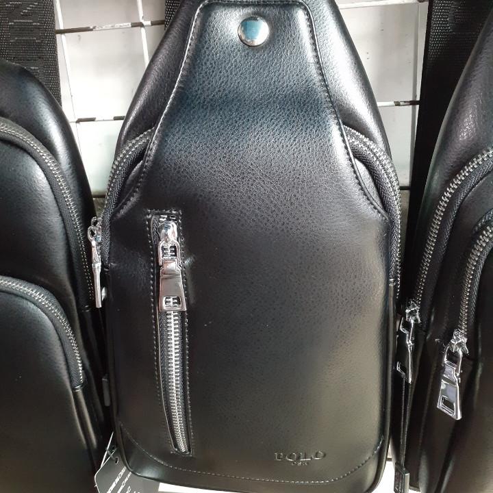 Мужская сумка бананка от фирмы Polo опт розница