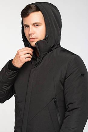 Теплая мужская зимняя куртка KTL Т-290 черная (#44), фото 2