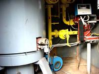 Горелка газовая блочная  МДГГ для котла КВаС