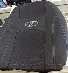 Чехлы на сиденья тканевые для ВАЗ Lada (Лада).