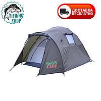 Палатка 2-х местная Green Camp 3006