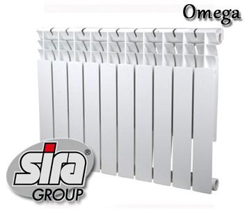 Алюминиевый радиатор Sira Omega 350