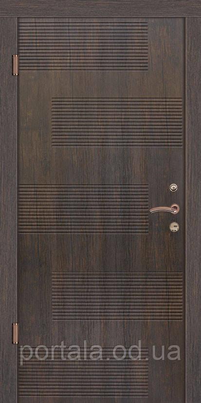 """Вхідні двері """"Портала"""" (серія Люкс) ― модель Ліон"""