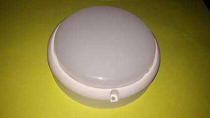 Светильник светодиодный 15 Ватт 1200LM 6500K Круг белый