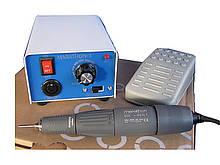 Фрезер MARATHON Escort -3 для манікюру і педикюру, ручка H37L1 (35000 обертів, 65 вт), м'ятий коробка