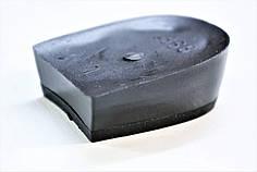 Каблук женский пластиковый Сталекс 866 р.1-3  h-1.8-2.4 см.