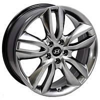 Литые диски Replica Hyundai (BK5002) R19 W7.5 PCD5x114.3 ET49.5 DIA67.1 (HB)