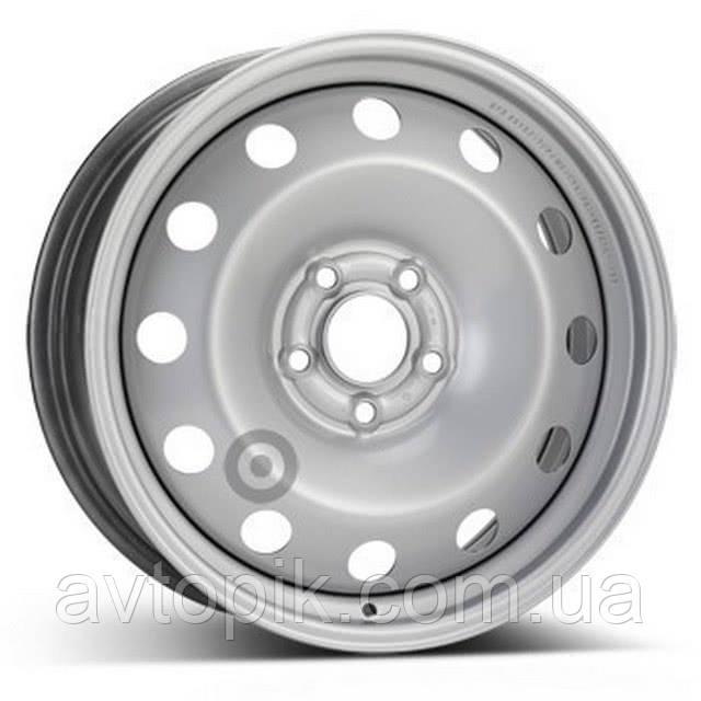 Сталеві диски ALST (KFZ) 8265 R17 W7 PCD5x114.3 ET41 DIA67.1 (silver)