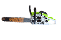 Бензопила Beaver БЛБ-3,0кВт Profi 2 шини 2 цепа Плавний запуск
